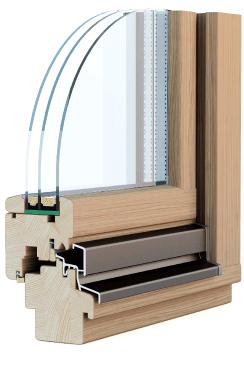 Профильная система Wood Premium, дуб